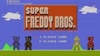 Super Freddy Bros. (Super Mario Bros. Theme FNaF remix)
