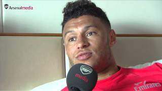 Alex Oxlade-Chamberlain -  'Flamini for President'