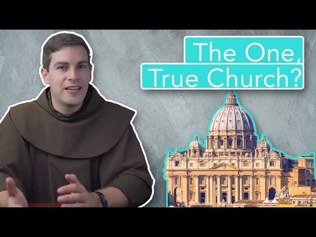 Did Jesus Found the Catholic Church?