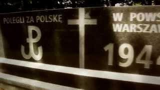 Zapowiedź klipu WUEM ENCEHA - CMENTARZ POWSTAŃCÓW WARSZAWY (Premiera 29.07.15)