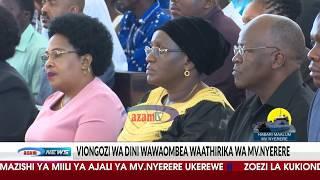 Wakristo wafanya maombezi kwa waliofikwa na msiba wa MV Nyerere