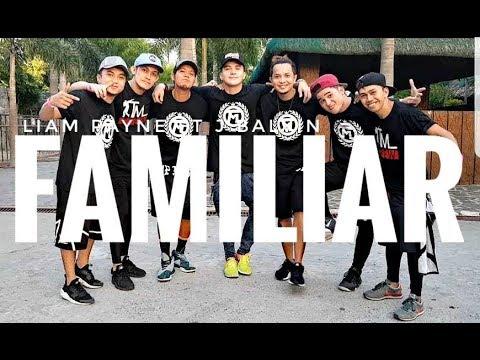 FAMILIAR by Liam Payne ft J Balvin | Zumba | Pop | Kramer Pastrana