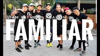 FAMILIAR by Liam Payne ft J Balvin | Zumba | Pop | Kramer Pastrana MP3