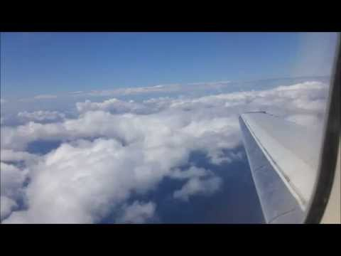 FULL FLIGHT - Hawaiian Airlines 717 - Honolulu to Kahului