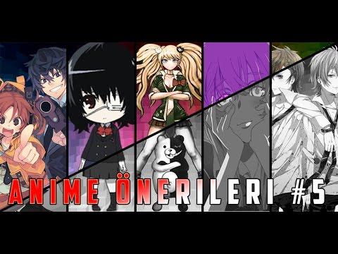 5 2 Tane Ozenle Secilmis Gizem Animesi