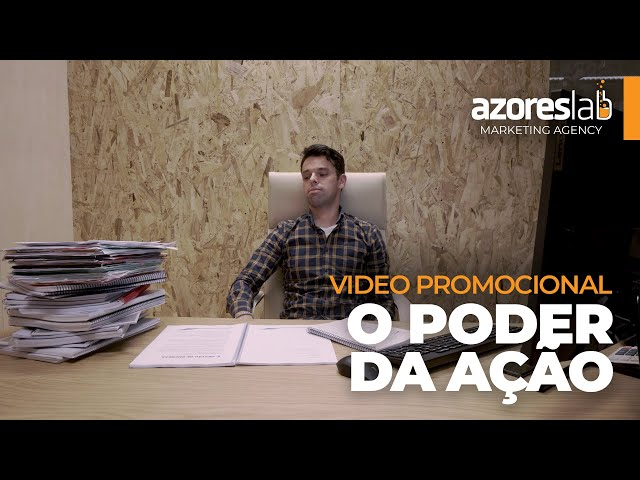 O PODER DA AÇÃO - vídeo promocional