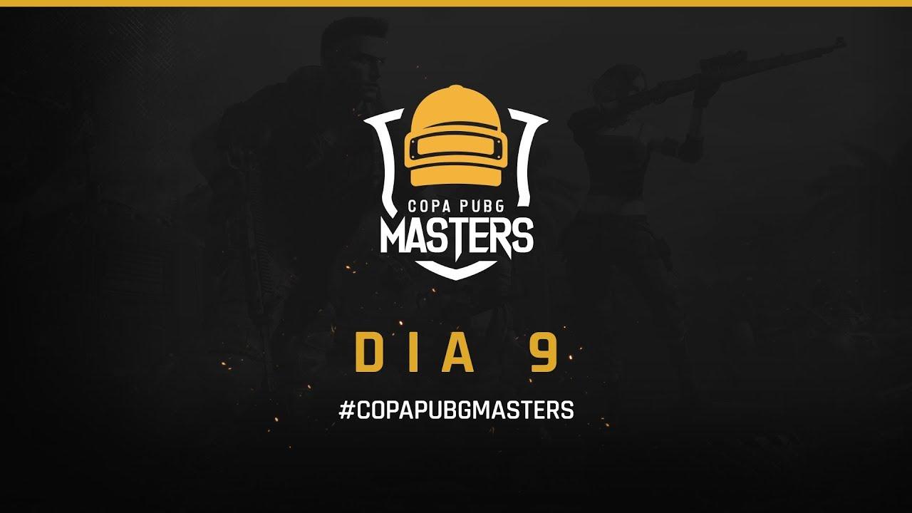 Copa PUBG Masters - Temporada 2 - Dia 9