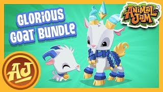 The Glorious Goat Bundle Has Arrived!  |  Animal Jam