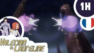 VALERIAN & LAURELINE - 1 heure - Compilation #01