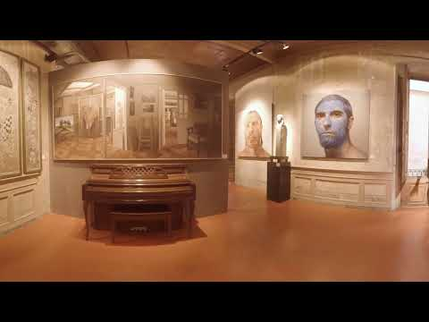 MEAM: European Museum of Modern Art, Barcelona (4K 360° Video)