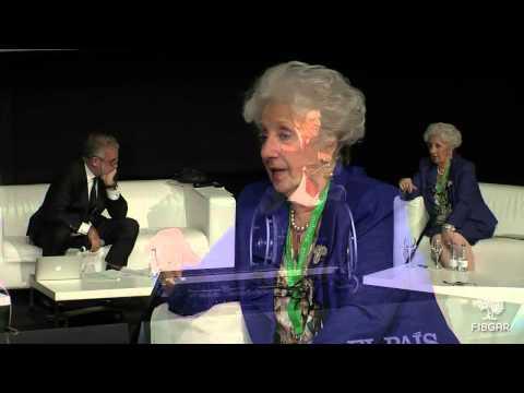 "Estela de Carlotto, president of ""Grandmothers of the Plaza de Mayo"""
