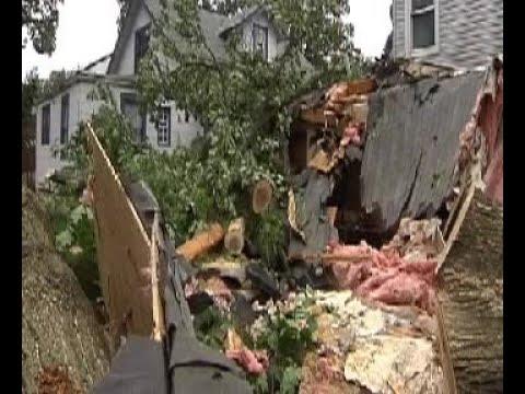 From The Vault: Hurricane Ike in Cincinnati: Falling tree kills Mount Healthy woman