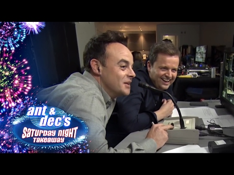 Mel B's 'Get Out Of Me Ear' Prank Deleted Scenes - Saturday Night Takeaway