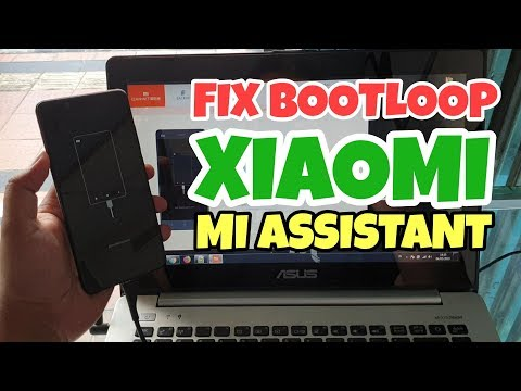 How to Flash Any Xiaomi Phone using Mi Flash Tool | Hindi.