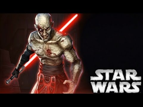 Why Darth Sion Is CRAZY POWERFUL And CRAZY UNDERRATED
