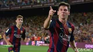Video Lionel Messi - Top 10 Goals 2014/2015 | English Commentary | HD download MP3, 3GP, MP4, WEBM, AVI, FLV Desember 2017
