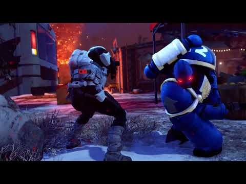 xcom 2 stormtroopers vs space marines advent to galactic. Black Bedroom Furniture Sets. Home Design Ideas