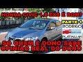 Honda Civic 1.8 EXS É Bom? Opinião Real do Dono Detalhes Parte 1