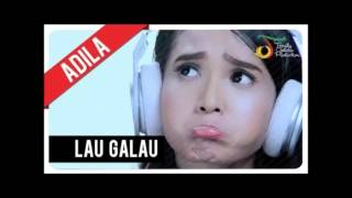 Video Adila Fitri   Lau Galau download MP3, 3GP, MP4, WEBM, AVI, FLV Oktober 2018