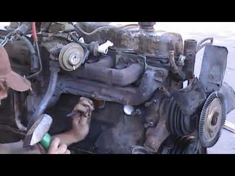 2004 chevy cavalier engine diagram 2009 subaru forester radio wiring how to replace freeze plugs - youtube