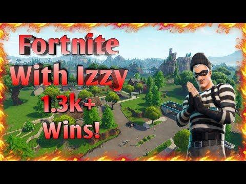 *NEW* WINGMAN OUTFIT!:22,610 Eliminations:1,389 Wins! w/ @izzyplayyz