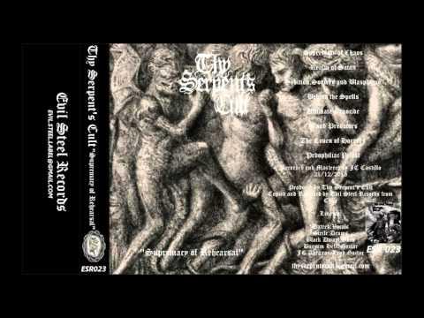 Thy Serpent's Cult -Pedophiliac Priest (Rehearsal) 2015