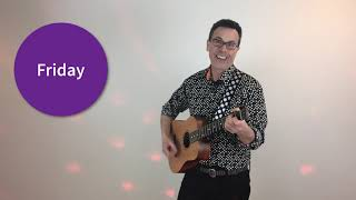 Sing and Spell Monday and Friday