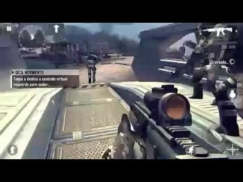Modern Combat 4 Zero Hour Mod Apk+Obb Download On Andriod