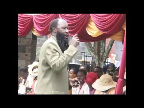 """THE MESSIAH HAS MANY OFFICES!- PROPHET DR. OWUOR"""