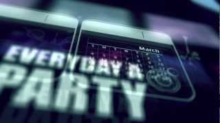 Pat Farrell feat Max`C  - Everydays`s a Party  (Official Video HD)