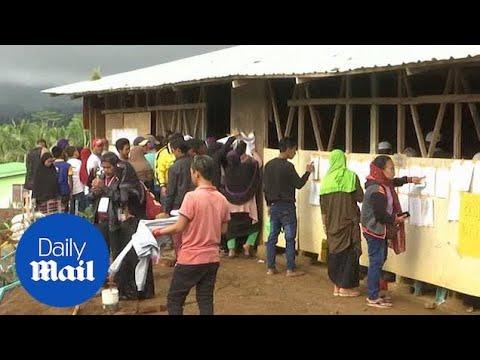 Philippines holds referendum on autonomous region for Muslims