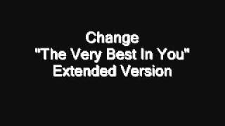 Watch Change The Very Best In You video
