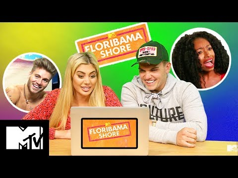 Geordie Shore's Chloe Ferry and Sam Gowland Watch MTV's Floribama Shore | MTV Shows