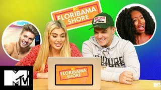 Geordie Shore's Chloe Ferry and Sam Gowland Watch MTV's Floribama Shore | MTV Shows thumbnail