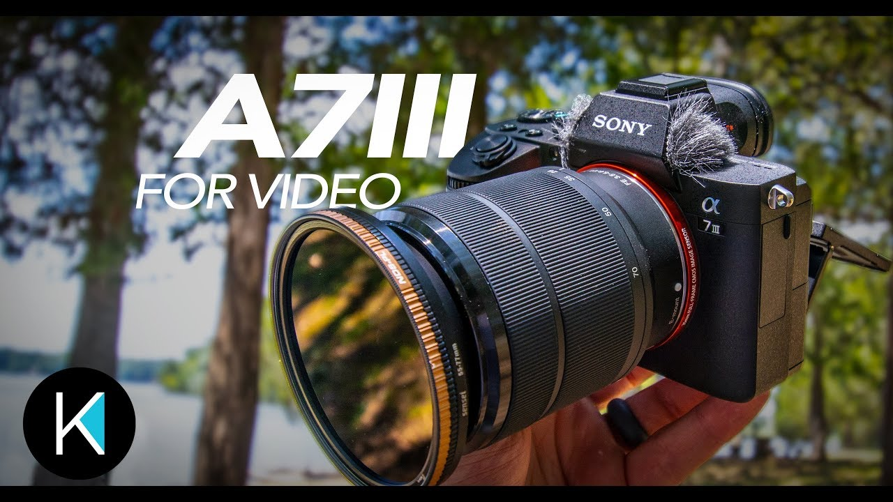 Sony a7III for Video REVIEW