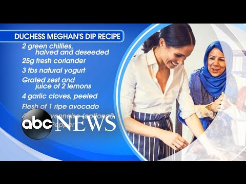 'GMA Day' tries one of Meghan Markle's favorite recipes!