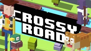 Crossy Road Hyping Up For My Diss Track - COME FLIP MINICOINS!!!!!!