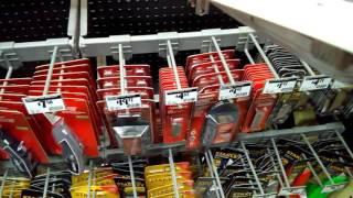 Stanley Quickslide Utility Knife & Home Depot walkthrough