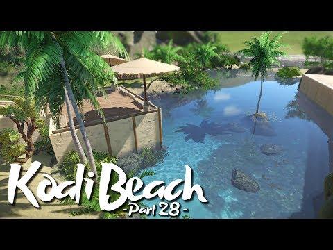 PLANET COASTER - Koali Beach (Part 28) - Lagoonaquarium! (ft. DeLadysigner & Silvarret)