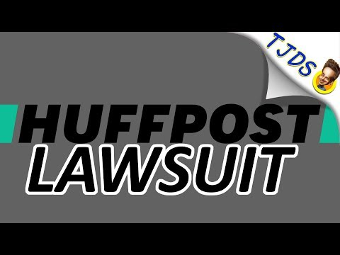 Huffington Post Scraps Contributor Network Amidst Lawsuit