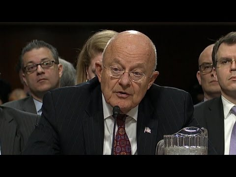 Intelligence leaders outline evidence of Russian hacking