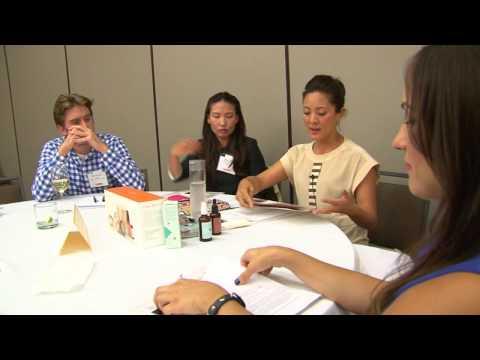 BBR9 Thought Leader Amy Liu from Josie Maran Cosmetics talks Beauty Brand Distribution  Full