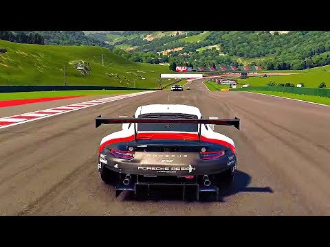 gran turismo sport gameplay endurance race porsche 911. Black Bedroom Furniture Sets. Home Design Ideas