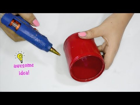 BRIGHT AND EASY IDEA TO REPURPOSE TIN CAN INTO SOMETHING USEFUL!! Best Reuse Idea