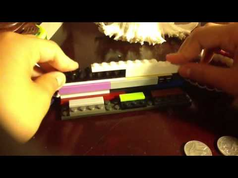 Lego Coin Sorter Instructions Youtube
