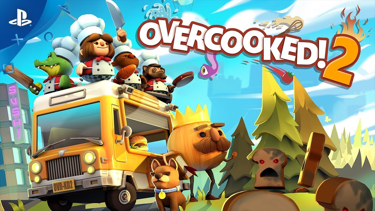 Image result for Overcooked ps4