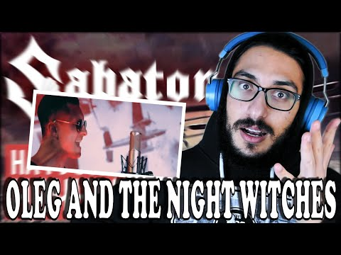 DON'T UNDERSTAND A WORD BUT I LOVE IT! Radio Tapok - Night witches (Russian version) cover reaction