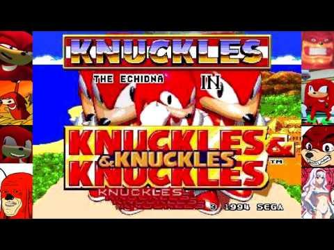 Knuckles from K.N.U.C.K.L.E.S. & Knuckles (Full Version)