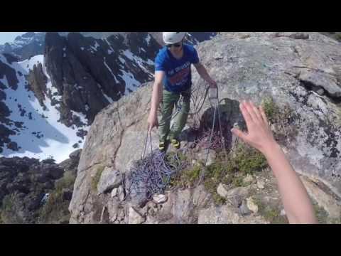 Climbing Reka Vesterålen