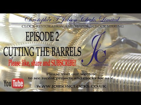 Knibb Project Episode 2 - Cutting the Barrel